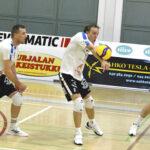 Akaa-Volley sortui Joensuussa Hurmoksen hurmokseen