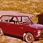 Vastaa kyselyyn: Millainen oli ensimmäinen autosi?