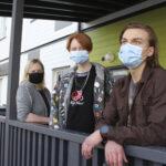 Sasu Koivula ja Atte Rantanen hakevat lukioihin, joista löytyvät omat kiinnostuksen kohteet – Tampere, Lempäälä ja Valkeakoski vetävät Viialan ysejä