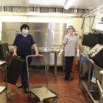 Hakalehdon tuotantokeittiö saattaa toimia jatkossa Mäntymäen kiinteistössä