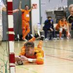 Akaa Futsal ja GFT pelasivat välieräpaikasta – Espoolaiset siirtyivät johtoon heti ensi minuutilla, Jussi Nyström teki hattutempun, Kasper Kangas vartioi maalia loistavasti