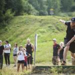Luukas Rokkanen haluaa frisbeegolfissa maailman parhaaksi