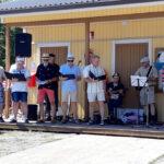 Avoimet portit -tapahtuma keräsi Toijalan Moottorivenekerhon kotisatamaan mukavan yleisömäärän helteestä huolimatta – Kerho on hyvillä mielin auttamassa, mikäli sataman vierasvenepaikkoja päätetään lisätä