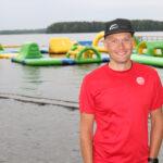 Mikko Lammasaitan toinen vesipuisto on matkalla Suezilta Rotterdamiin – Akaan vesissä saattaa ensi kesänä kellua ainakin kaksi vesipuistoa