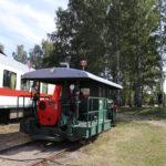 Veturimuseoon uusi näyttelyvaunu – Vaunulle täytyy tehdä kallis remontti arvokasta kokoelmaa varten