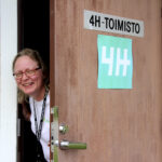 Elina Toivoselle on Akaan 4H:n toiminnanjohtajana hyötyä puutarhurin koulutuksesta – Kylmäkosken nimestään vuodenvaihteessa tiputtanut yhdistys haluaa, että sen toiminta omaksuttaisiin myös Viialassa ja Toijalassa