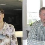 Valtuuston ja kaupunginhallituksen puheenjohtajat jakavat yhteisen tavoitteen ja huolen – Saila Kallioinen ja Sami Rajala kertovat, mitä he arvostavat toisissaan