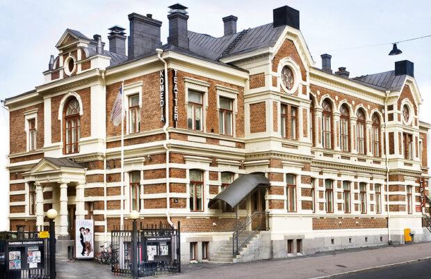 30 vuotta täyttänyt Tampereen Komediateatteri muisti ansio- ja kunniamerkein väkeään.