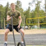 Rasitusvamma tyhjensi painija Eemeli Rautasen kisakalenterin – Tuore ylioppilas suuntaa lokakuussa armeijaan urheilukouluun ja aloittaa palveluksen jälkeen insinööriopinnot