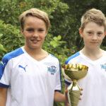 Toijala Fumblers Teamin P12-joukkue voitti kultaa Tampere Floorball Tournamentissa – Joona Vihola ja Onni Kuusenaho etenivät joukkuetovereineen voitosta voittoon