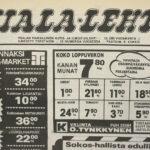Uutisia 40 vuoden takaa: Foto-Näkkiin yritettiin murtautua